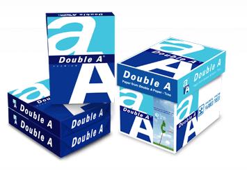【文具通】Double A 達伯埃 影印紙 噴墨 雷射 影印 Letter Size LS 216x279mm 非A4 80gsm 白色 500張/5包 含稅價 P1410452