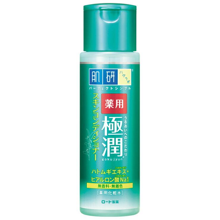 肌研 極潤健康化妝水 170ml