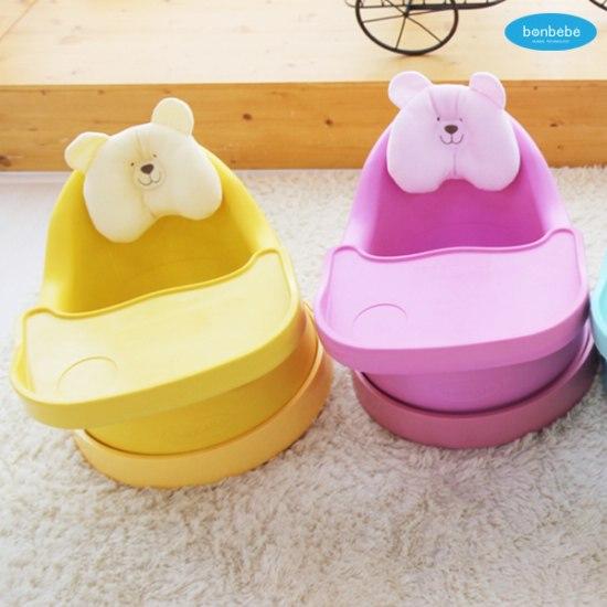 【贈收納袋】安琪兒【Bonbebe】360度歡樂多功能幫寶椅-藍色 4