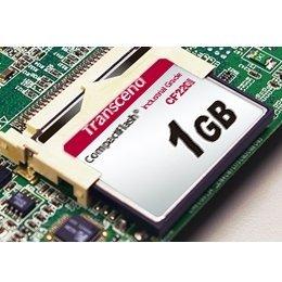 *╯新風尚潮流╭*創見記憶卡 1G 220X CF工業卡 耐震耐高溫 TS1GCF220I