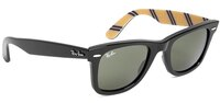 Deals on Ray-Ban Wayfarer Mens Classic Handmade Sunglasses