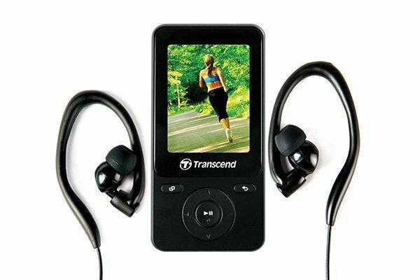 【新風尚潮流】創見MP4 8G MP710 健身模式 聰明錄音 LINEIN 送三配件加充電器 TS8GMP710K