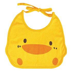 『121婦嬰用品館』黃色小鴨造型圍兜