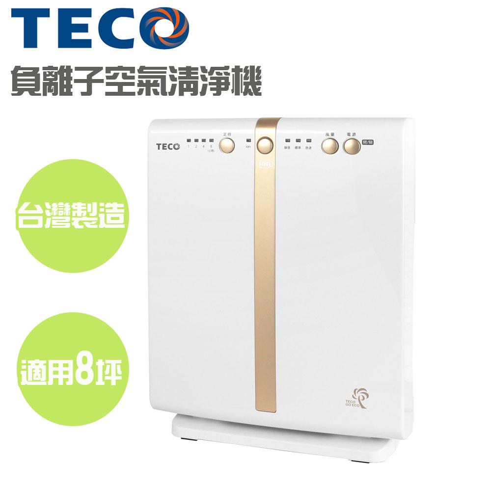 TECO東元 負離子空氣清淨機 NN1601BD 0
