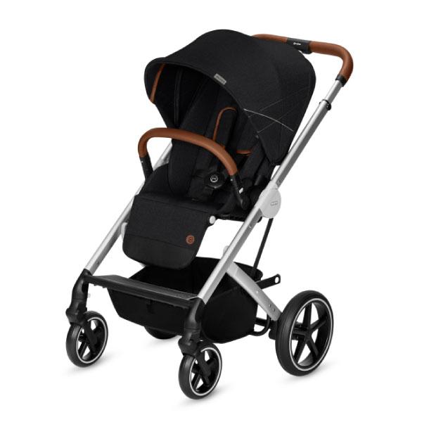 Cybex Balios S 雙向嬰兒手推車-單寧款(3色可選) 3