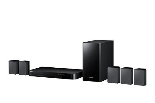 Samsung HT-J4500 500 Watts 5.1-Channel Blu-ray Home Theater 7a188144523d8f042959af3719a570f3