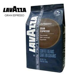 義大利【LAVAZZA】Gran Espresso 重味咖啡豆(1000g)
