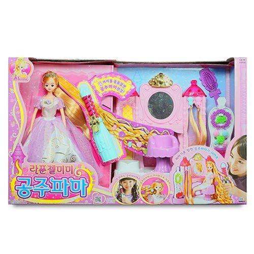 【MIMI WORLD】迷你MIMI長髮公主美髮遊戲組 1199元