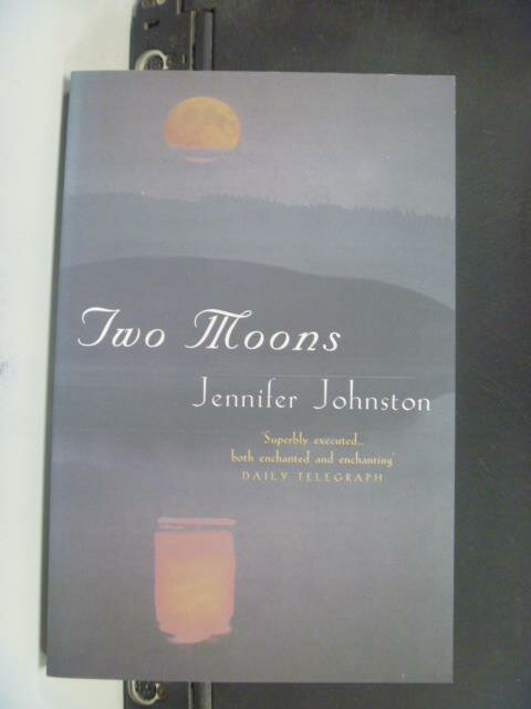 ~書寶 書T2/原文小說_GNT~Two Moons_Jennifer Johnston
