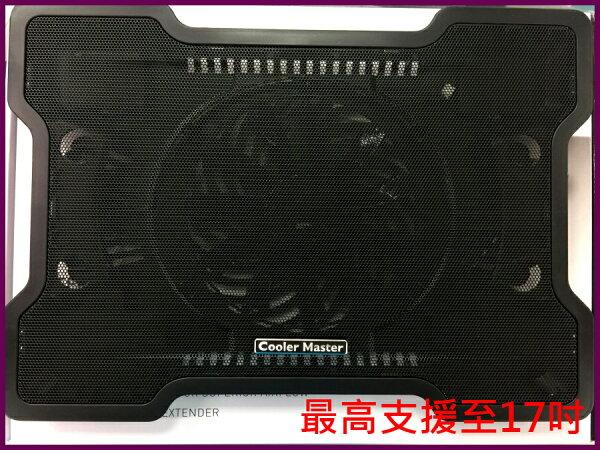 ☆宏華資訊廣場☆CoolerMasterNotepalX-slim筆電散熱墊