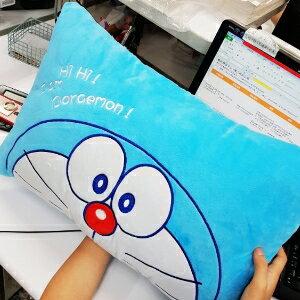 美麗大街【106080227】哆啦A夢 可愛長型枕 枕頭 抱枕