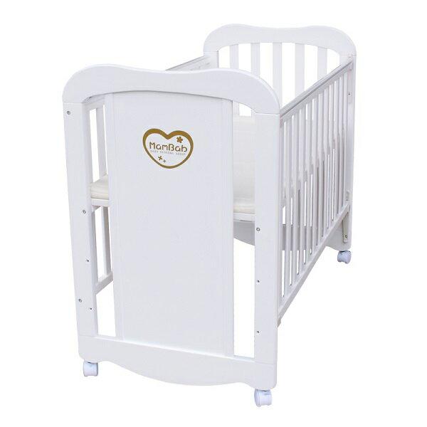 Mam Bab夢貝比 - 彩虹貝比嬰兒床 乳母嬰兒小床 + 蝴蝶6件式被組 6