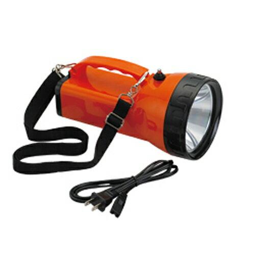 【威電 探照燈】 威電 LE-0989 充電式LED探照燈