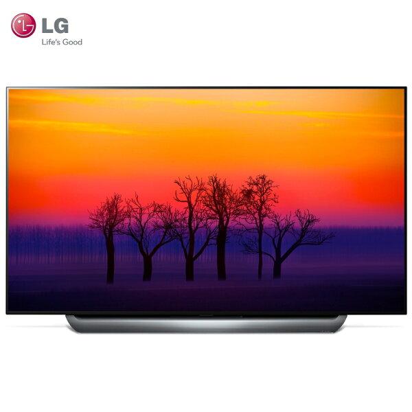 LG樂金OLED55C8PWA電視55吋OLEDHDR高動態對比杜比音效