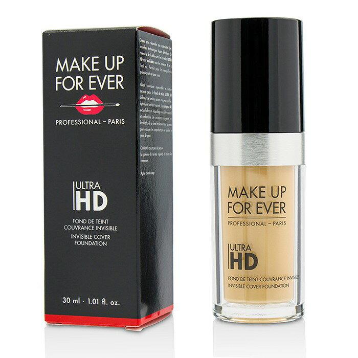 Make Up For Ever ULTRA HD超進化無瑕粉底液 - # Y255 (Sand Beige) 30ml/1.01oz