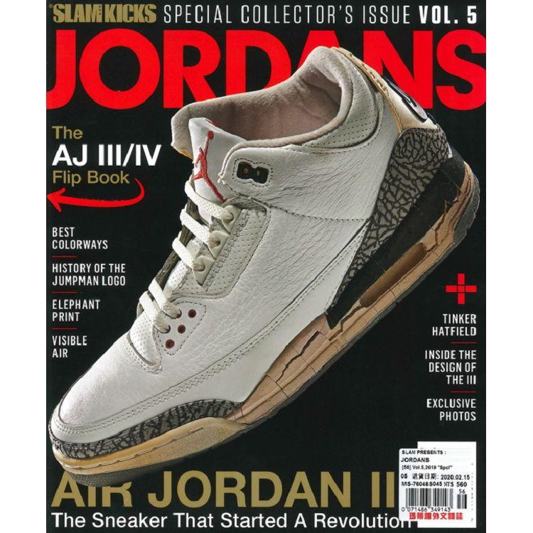 SLAM PRESENTS : JORDANS Vol.5_2019 - 限時優惠好康折扣