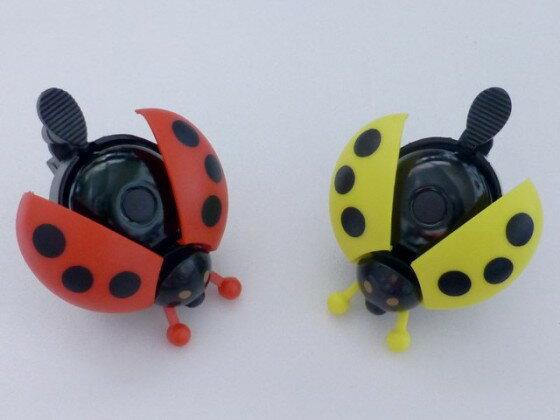 可愛造型瓢蟲鈴鐺《意生自行車》