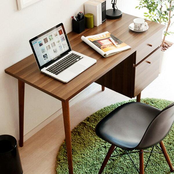 日本 / 電腦桌 / 桌椅 / 抽屜式 亞瑟雙抽電腦桌 MIT台灣製 完美主義 居家生活節 【X0008】 1