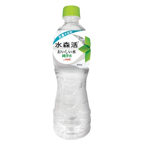 <br/><br/>  水森活樂活主張LOHAS純淨水575ml【愛買】<br/><br/>