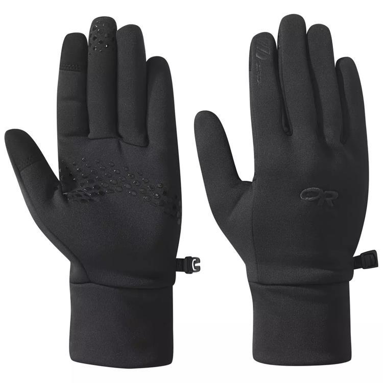 Outdoor Research Vigor MW 男款可觸控刷毛保暖手套 OR271562 0001 黑