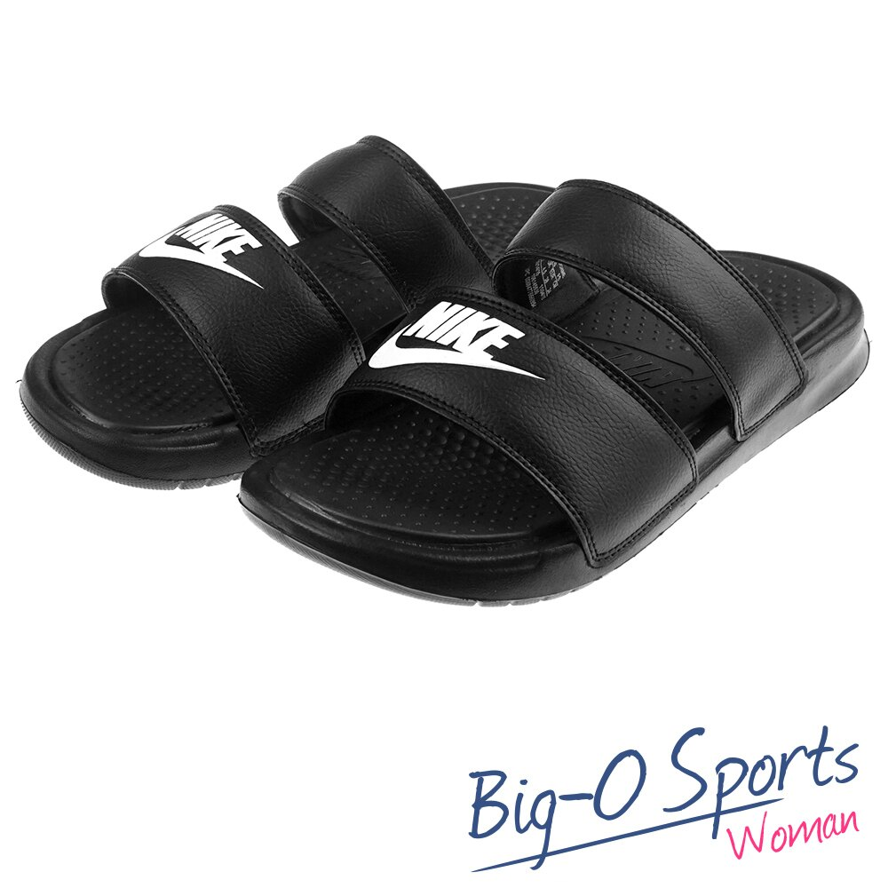 2016新款  NIKE 耐吉  WMNS BENASSI DUO ULTRA SLIDE 運動拖鞋 白 819717010  Big-O Sports