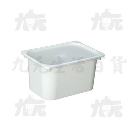【九元生活百貨】聯府 AW62-1 卡拉2號附蓋儲物盒(白) 置物 收納 AW621