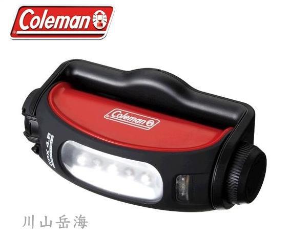 [ Coleman ] CPX4.5 LED帳篷照明燈 / 4段式亮度調整 / 電子燈 / 營燈 / 警示燈 / 露營 / 野炊 / 公司貨 CM-9456