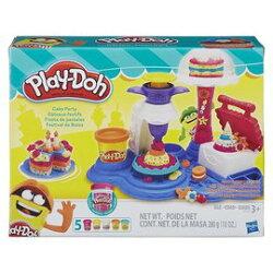 Play-Doh培樂多蛋糕派對遊戲組 637元
