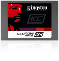 金士頓 KC400 2.5吋 SATA-3 固態硬碟