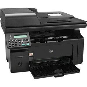 HP LaserJet M1212nf Multifunction Monochrome Laser Printer 4