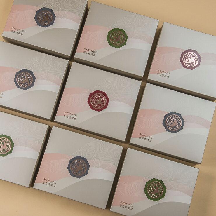 【常溫】經典燕窩禮盒-60克x6入-無添加任何添加劑,營養補充及調整體質的聖品! 5