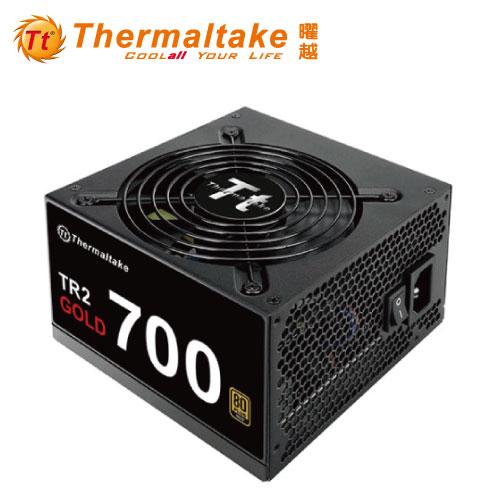 曜越 TR2-700W 金牌電源供應器