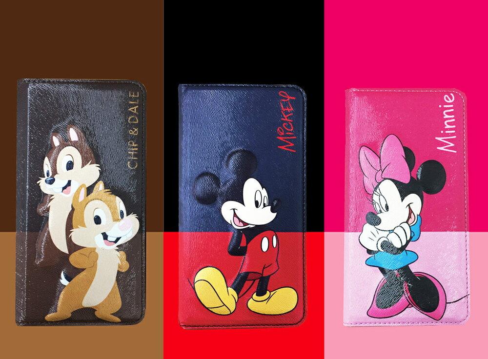 買一送一 Samsung S6 Edge 手機殼 Disney迪士尼正版授權 立體皮套 軟殼 米奇 米妮 奇奇蒂蒂