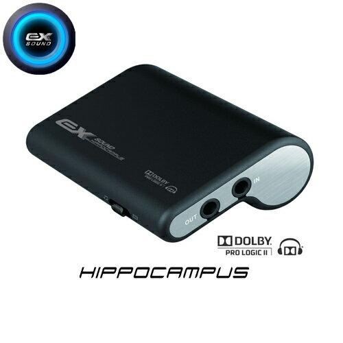 微太克 Hippocampus 黑(海馬)杜比認證環繞音效解碼器