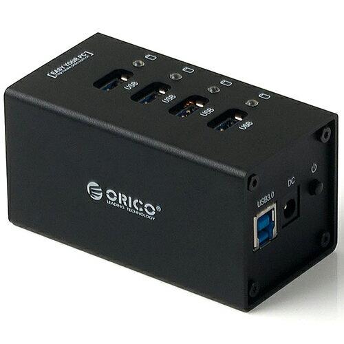 ORICO 集線器A3H4 全鋁 USB3.0 4PORT