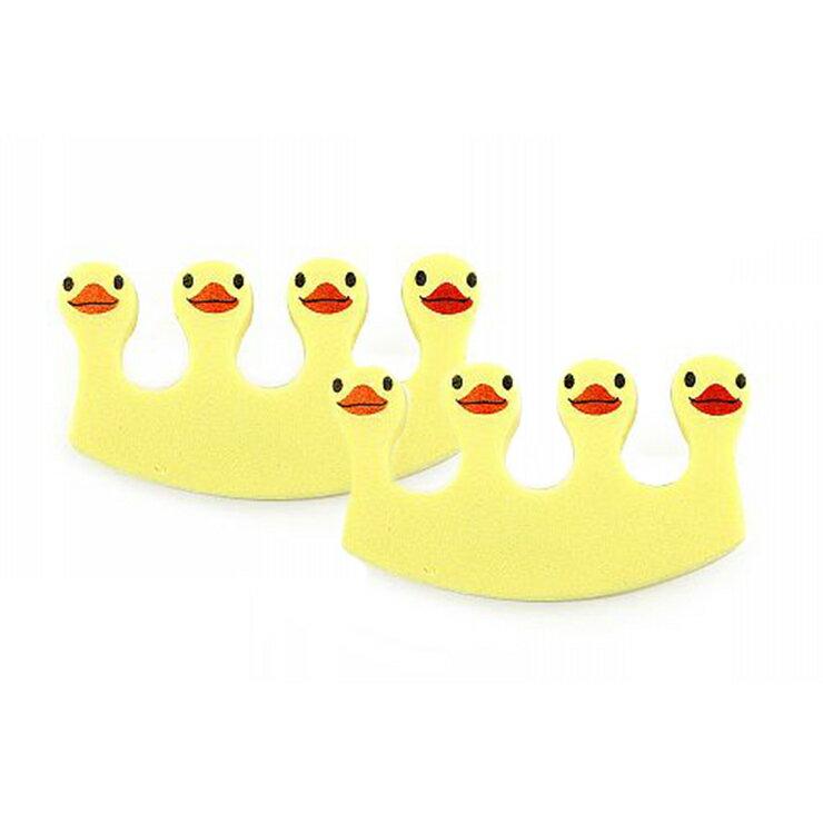 黃色小鴨分隔棉