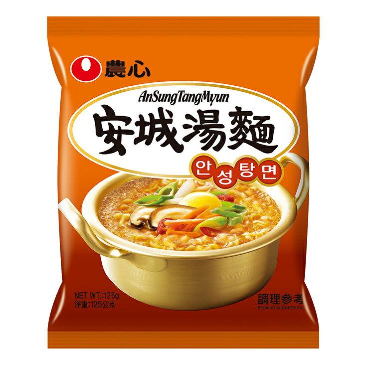 農心 安城湯麵-125g