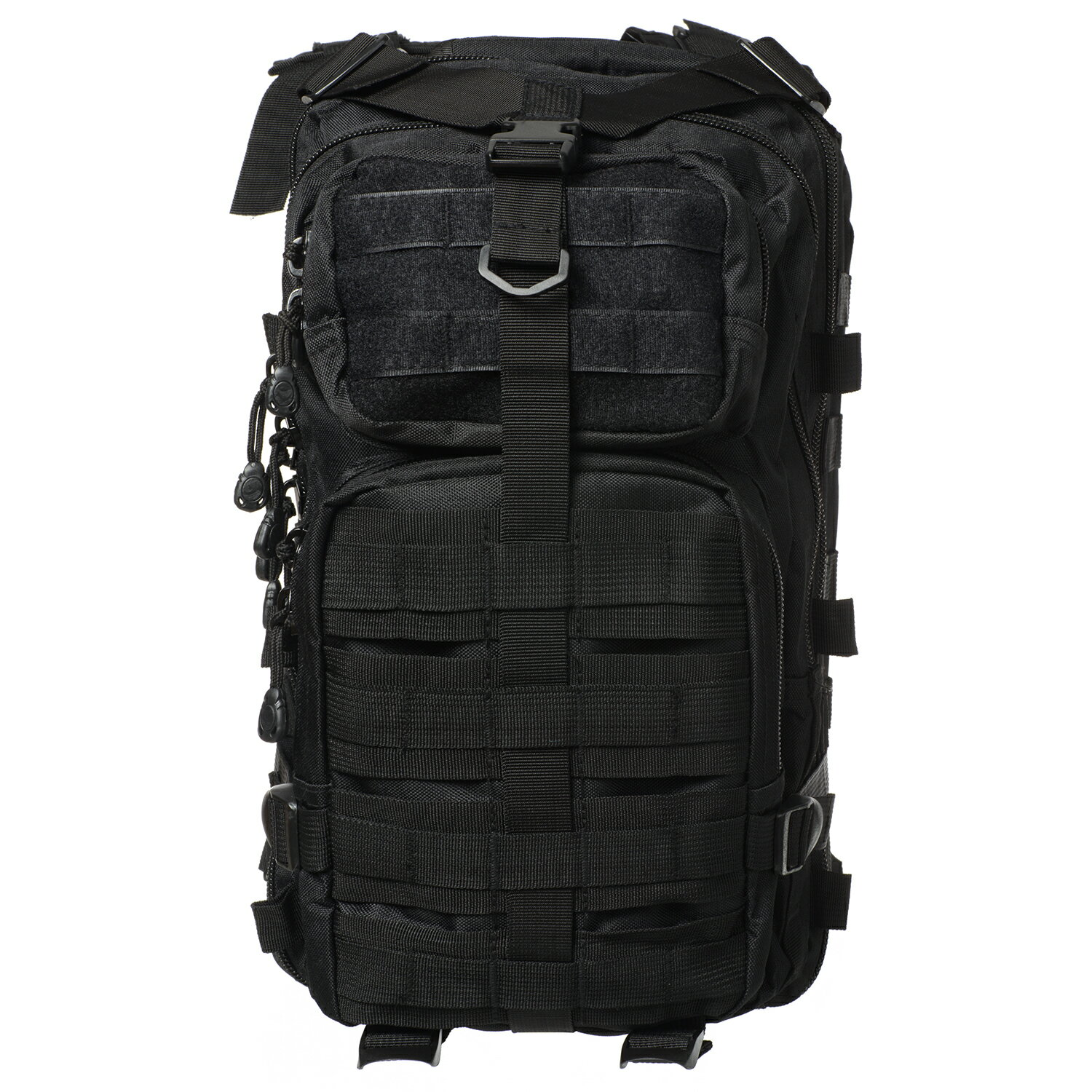 Every Day Carry Military Tactical Large Army 3-Day Assault MOLLE Outdoor Backpack for Hiking - Black 1