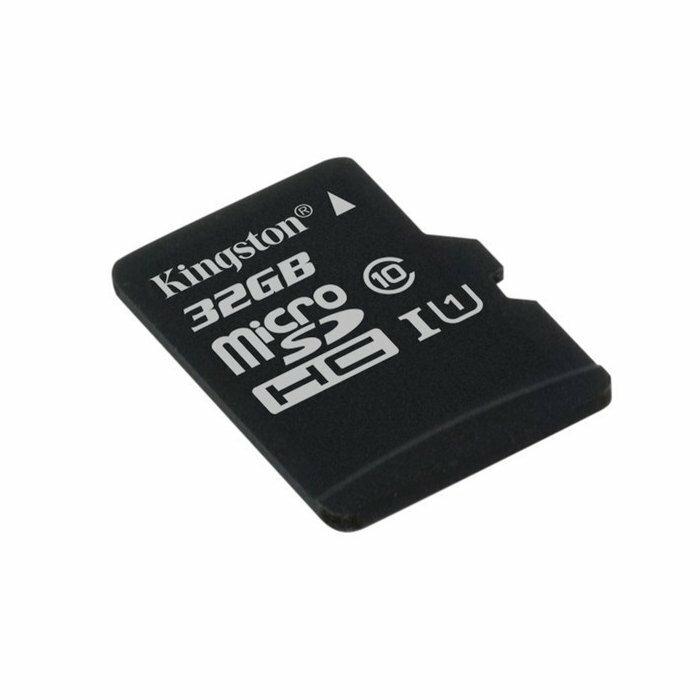 【新風尚潮流】金士頓記憶卡 32G 32GB Micro SDHC C10 U1 SDC10G2/32GB