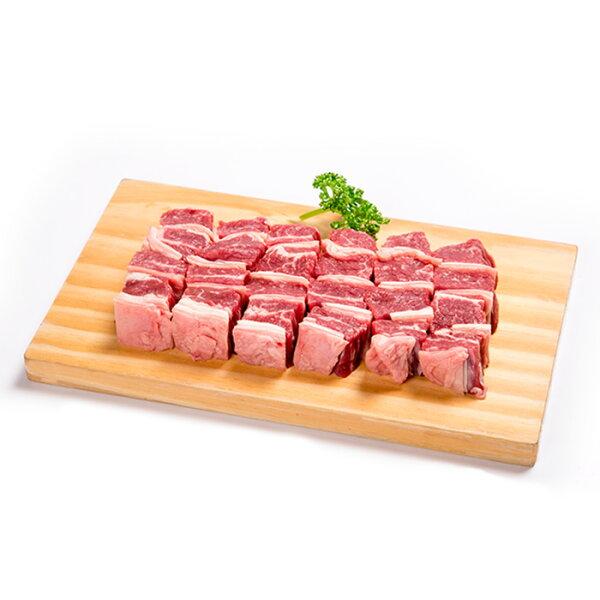現切冷藏台灣嫩閹牛腩600g(包)