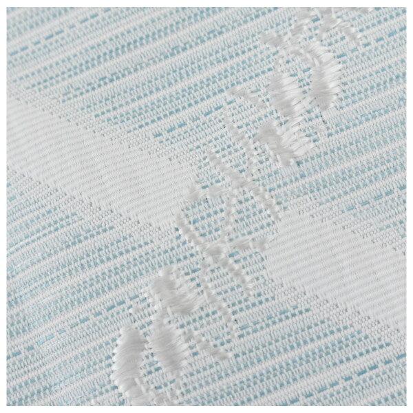 遮光隔熱窗簾 G PATTERN BL 100×178×1 NITORI宜得利家居 5