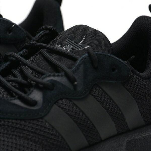 ADIDAS 休閒鞋 ORIGINALS X_PLR 全黑 情侶鞋 男女 (布魯克林) FW4199