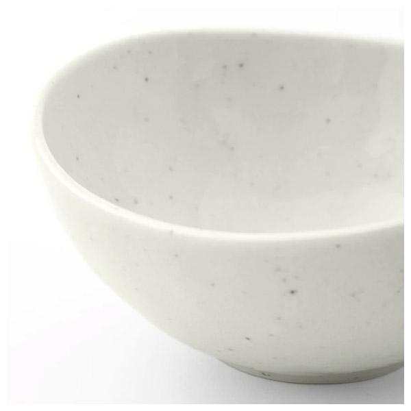 輕量橢圓碗 粉引 NITORI宜得利家居 3