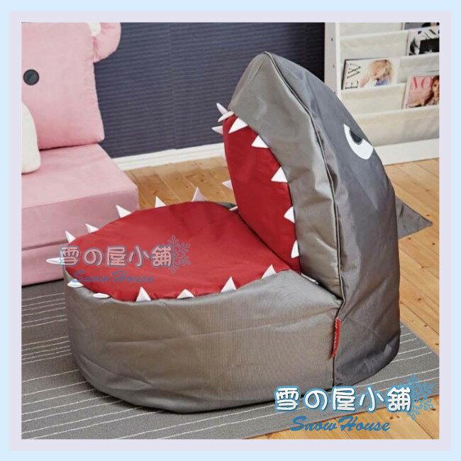 ╭☆雪之屋居家生活館☆╯R464-06 鯊魚懶骨頭/沙發椅凳/沙發床/單人沙發/休閒沙發/造型沙發