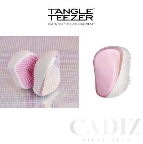 預購 英國正品 Tangle Teezer 便攜式專利護髮梳幻粉色魔法梳