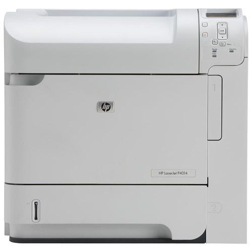HP LaserJet P4014N Laser Printer - Monochrome - 1200 x 1200 dpi Print - Plain Paper Print - Desktop - 45 ppm Mono Print 0