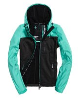 Superdry極度乾燥-女外套推薦到10月秋季購物節↘ ↘全店滿4000再折200! Superdry 極度乾燥 Retro SD- Windtrekker 連帽防風夾克就在SIMPLE推薦Superdry極度乾燥-女外套