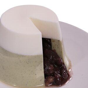 相思抹茶鮮奶酪4杯入禮盒市場唯一雙層內餡.超大容量.最多口味鮮奶酪【牛?子natural food】
