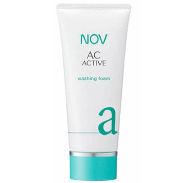 【NOV娜芙】AC-ACTIVE面皰潔面乳100g  ◣原廠公司貨 ◥