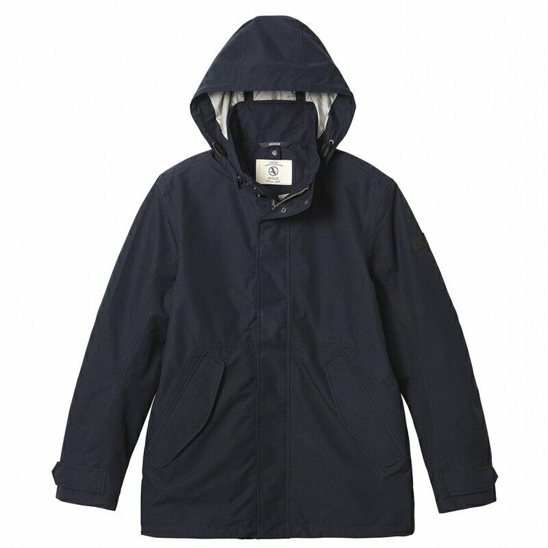 【鄉野情戶外用品店】 AIGLE |法國| G/T 防水外套 男款/防水夾克 防水風衣 GORE-TEX/AG-7F105